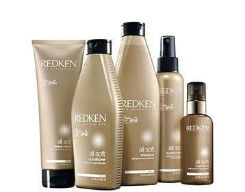 Купить шампунь для  сухих волос redken в самаре